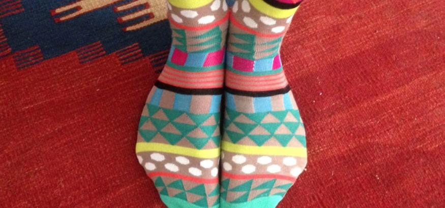 Customers demand high quality custom socks