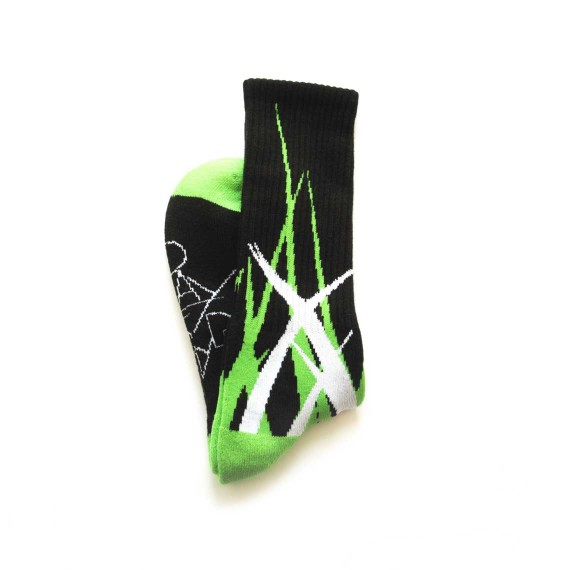 Custom sport socks in mid-calf length