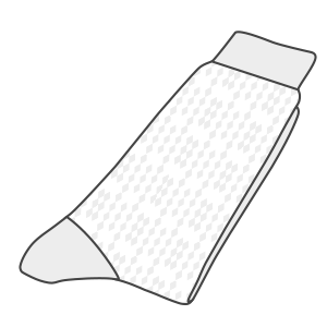 Generic sock sample