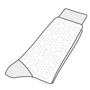 Generic sock sample